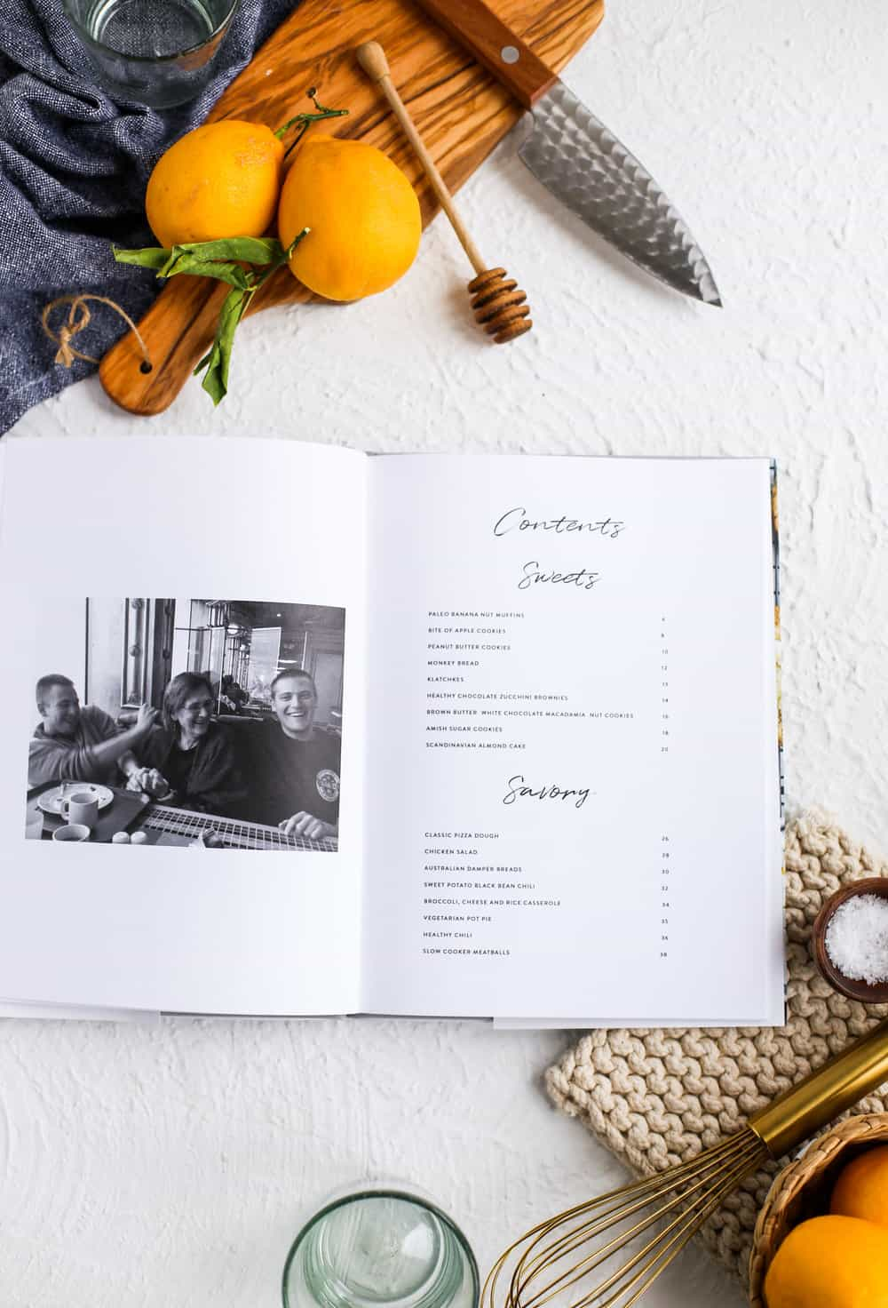Mother's Day Gift Idea: Cookbook with Artifact Uprising