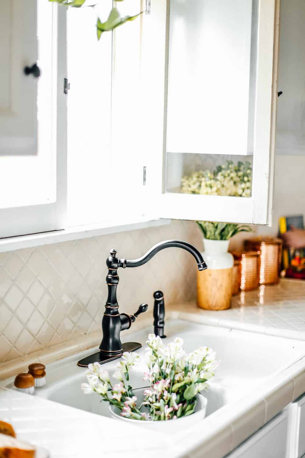 My Rental Kitchen Makeover: Before & After , tips and ideas ...