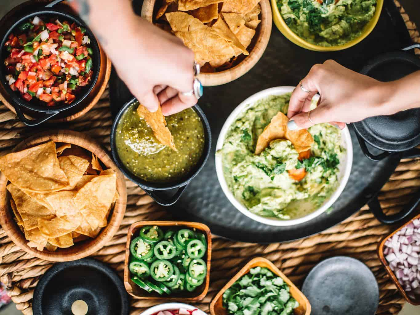 How to throw a Casual Mexican Dinner Party